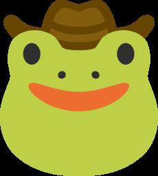 :frog_cowboy: