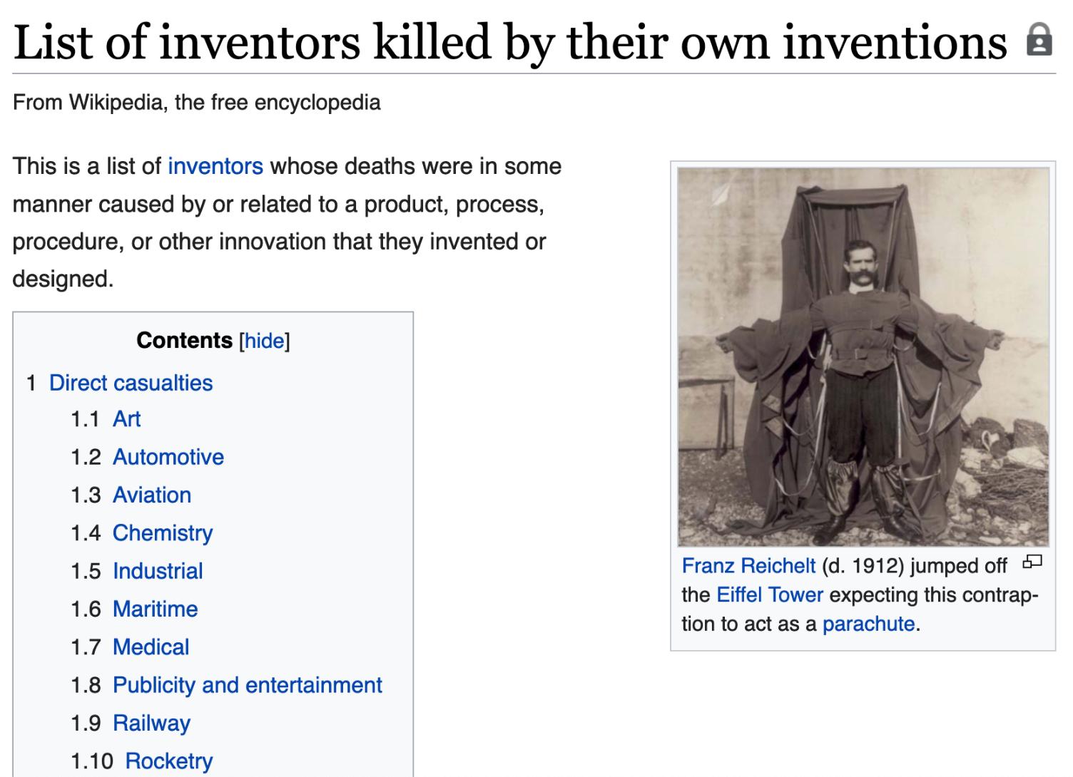 Wikipedia page: